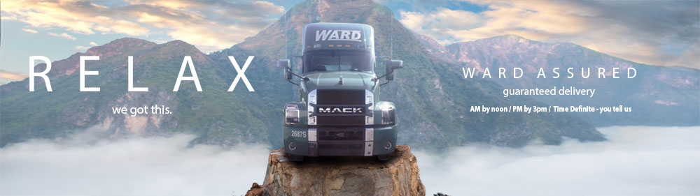 U S  Freight Services - Responsive & Reliable | Ward Transport