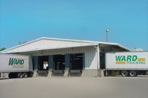 Ward's Cincinnati freight service location