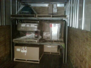 Ward StackUp freight safety