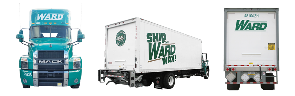 Warp Equipment and Trucks