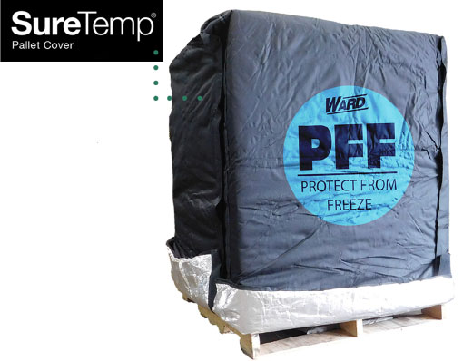 Protect From Freeze Palet with Cover